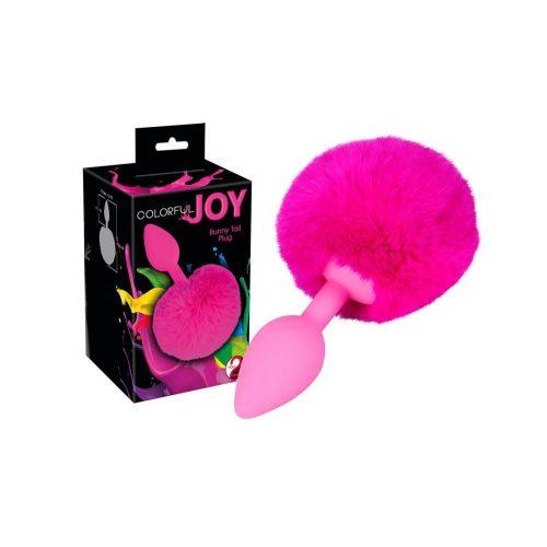 Colorful Joy nyiszifarkas Anál Dildó