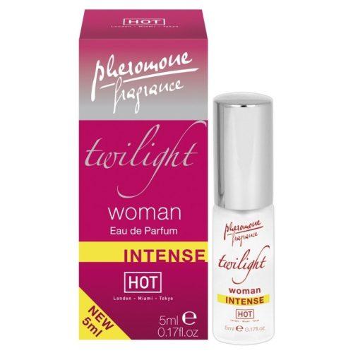 HOT TWILIGHT Intenzív női feromon parfüm