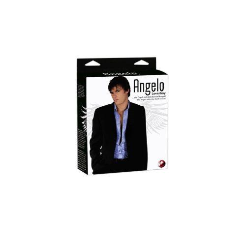 ANGELO férfi gumibaba