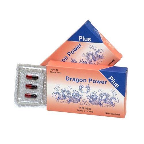 DRAGON POWER PLUS étrend kiegészítő potencianöveléshez