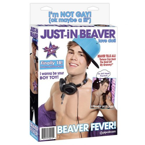 JUST IN BEAVER Gumifiú