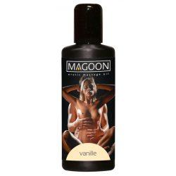 MAGOON vaníliás masszázsolaj