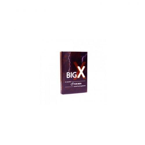 BIGX FOR MEN étrend kiegészítő kapszula