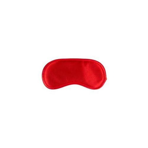 Szatén maszk piros