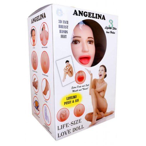 Angelina 3D guminő