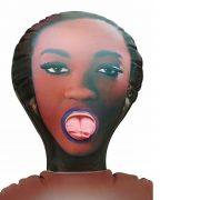 Kimberly guminő arc képe