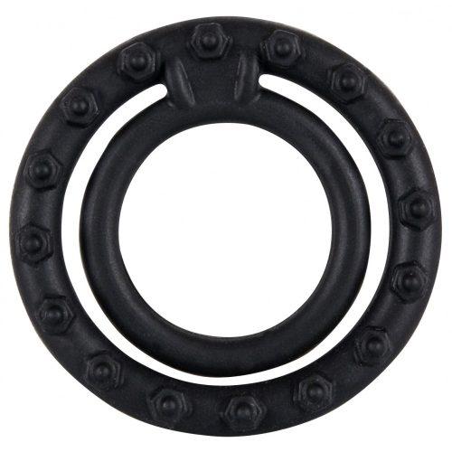 Steely pénisz-heregyűrű egyben